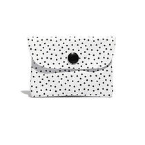 Nwt Madewell by J.crew Falconwright Mini Polka Dot Wallet Made in Canada Photo
