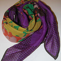 Nwt Madewell Flowerhill Scarf Item 13050 Photo