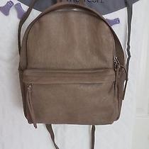 Nwt Madewell Lorimer Leather Backpack Washed Leather Photo