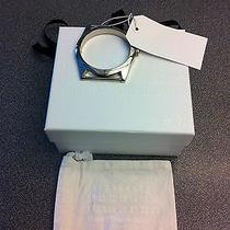 Nwt Maison Martin Margiela h&m Large Watch Frame Bracelet  Necklace  Photo