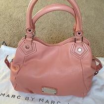 Nwt Marc by Marc Jacobs Blush Pebbled Leather Handbag/shoulder Bag Photo
