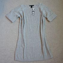 Nwt Marc by Marc Jacobs Viva Cable Sweater Dress Sz Large  Photo