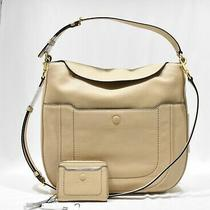 Nwt Marc Jacobs Empire City Leather Hobo Bag Leather Zip Wallet Purse Set Photo