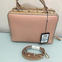 Nwt Mcm Tote Bag Cubism Size M Color Blush Style Mwt5sxc02 Photo