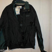 Nwt Men's Lined Sports Jacket by Haley Elements Size Large Photo