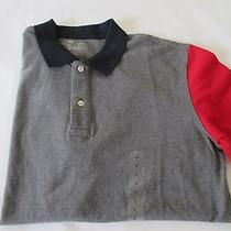 Nwt Men's Size Large Gap Multi. Mesh Cotton Polo Shirt  Photo