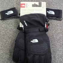 Nwt Men's the North Face Etip Facet Alpine Ski Gloves Touch Screen Hyvent Medium Photo
