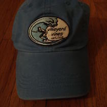 Nwt Men's Vineyard Vines Est. 1998 Surf Patch Hat / Baseball Cap 28 Surfing New Photo
