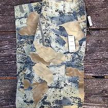 Nwt Men's Wfs Element Gear Camo Hunting Pants River Ghost Size S Small  Photo
