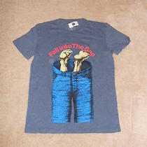 Nwt Mens Gap Fall Into the Gap Tshirt Medium Photo