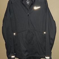 Nwt Mens L Nike Element Shield Waterproof Windproof Running Athletic Jacket 125 Photo