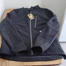 Nwt Mens Large Tall Lt J251 Softshell Water Resistant Carhartt Jacket    Photo