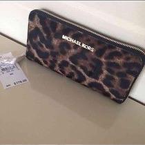 Nwt Michael Kors Wallet Photo