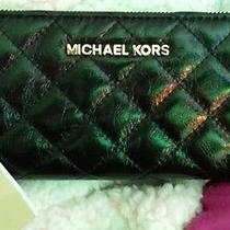 Nwt Michael Kors Wallet Original Price 158.00 Photo