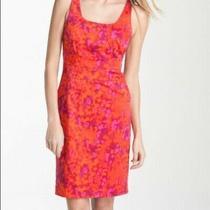 Nwt Michael Michael Kors Persimmon Dress - Size 2p Photo