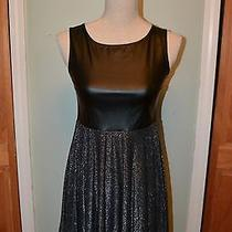 Nwt Mink Pink Black Sparkle Motion Dress -Size Xs (Retails for 65) Photo