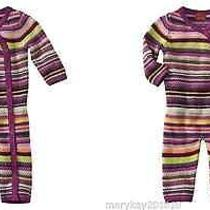 Nwt Missoni for Target Unionsuit Baby Long Sleeve Passione Size S 6-12 Photo
