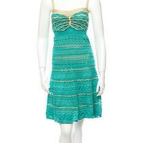 Nwt Missoni Knit Dress Size M It 46 Photo