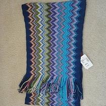 Nwt Missoni Wool Scarf Photo