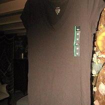 Nwt Mossimo Black Tee Shirt T-Shirt Medium M Free Shipping Photo