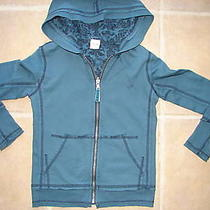 Nwt Mossimo Girls Hoodie Jacket Size S Small 6 6x New Cute School Photo