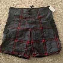 Nwt Mossimo Supply Co. Men's Swim/board Shorts Size 38 Photo