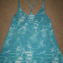 Nwt Mudd Womens Juniors Size Large Blue  Shirt Tank Top  Photo