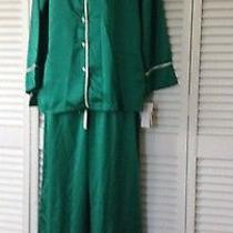 Nwt Natori Private Luxuries in Emerald Green