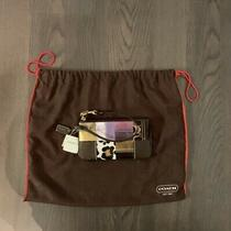 Nwt New Authentic Multicolored Coach Wallet Photo