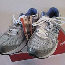 Nwt New Balance 840 Womens Shoes Size 7.5 D Wide Silver Purple Running W/ Box  Photo