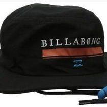 Nwt New Billabong Harvey Hat Cap Black One Size Bucket Photo