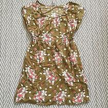 Nwt New Fossil Raina Dress Green Xs  Photo