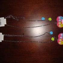 Nwt New Gap Kids Besties Best Friend Necklaces Matching Charm Heart Girl Gift Photo