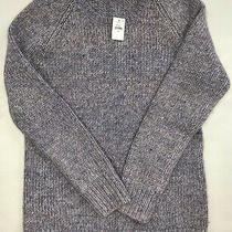 Nwt New Gap Purple Sweater Sz M Top Medium Shirt Photo
