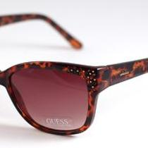 Nwt New Guess Women's Sunglasses Gu 7140 Tortoise 59-13-135 W/ Leopard Case Photo