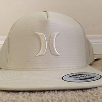 Nwt New Hurley Lowers Tan Brown Cap Hat Snapback Tags Adjustable Retail-30 Photo