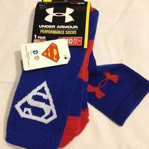 Nwt New Under Armour Marvel Socks Superman Captain America Spiderman M L Mens Photo