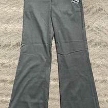 Nwt New Women's Gap Gray Pinstripe Dress Pants Size 1r Stretch the Trouser Photo