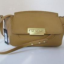 Nwt New Zac Posen Ochre Eartha Soft Crossbody Shoulder Bag Women 395 Photo