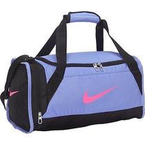 Nwt Nike Duffel Grip Drum Brasilia 6 Polar/black/pink Pow  Photo