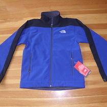 Nwt North Face Draken Jacket Coat Bolt Blue Men's Small Photo