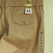 Nwt Old Navy  Low Waist  Stretch  Capris Pants Size 14 Photo
