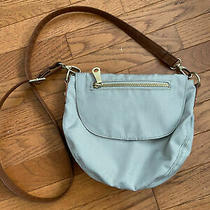 Nwt Old Navy Messenger Swingpack Crossbody Purse (Beige Color) Photo