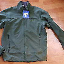 Nwt Patagonia Adze Softshell Mens Jacket Large L Green New Photo