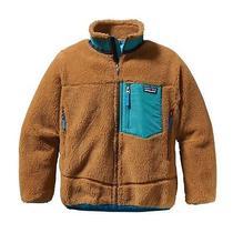 Nwt Patagonia Boys' Retro-X Jacket Large  Photo