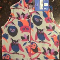 Nwt Patagonia Girls Vest Photo