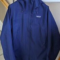Nwt Patagonia Women's Departer Jacket M Classic Navy Msrp 349 Photo
