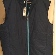 Nwt Peter Millar E4 Per4mance Elements Warmth Golf Polo Jacket Vest Xxl New 145 Photo