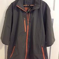 Nwt Peter Millar Element Water Short Sleeve Jacket Shirt Size Xxl Retail 175 Photo