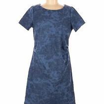 Nwt Pink Blush Women Blue Casual Dress M Photo